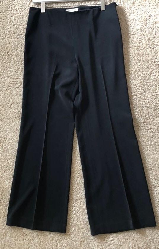 White House | Black Market WHBM Flare Dress Pants