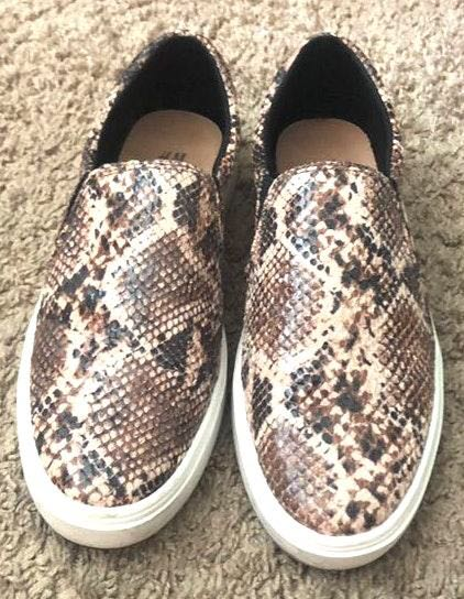H&M Snakeskin Shoes