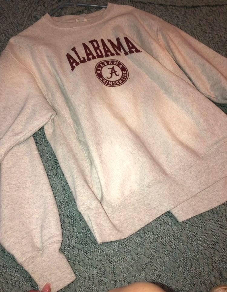 Champion Alabama crimson tide sweater!