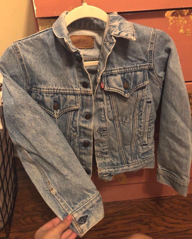 Levi's Vintage  Blue Jean Jacket