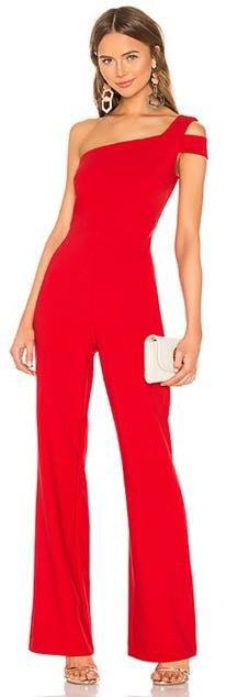Likely NEW Red Maxson Jumpsuit