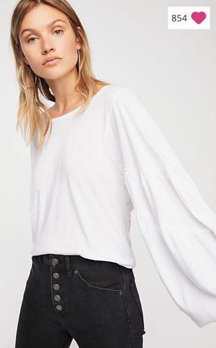 Free People Candy Shop Tee