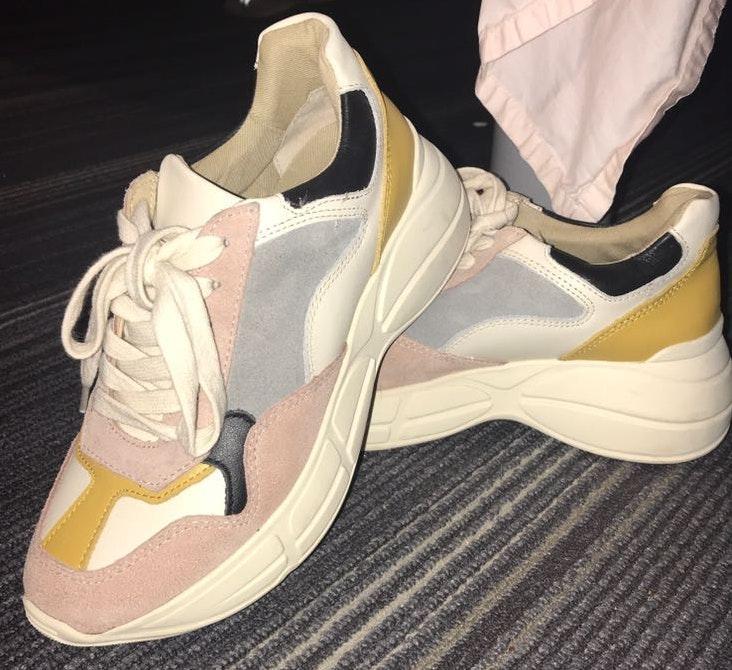 Steve Madden Chunky Shoes