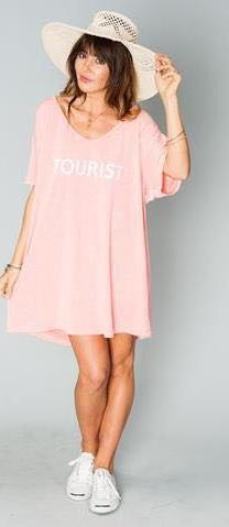 Show Me Your Mumu Benji Tunic Tourist Tee
