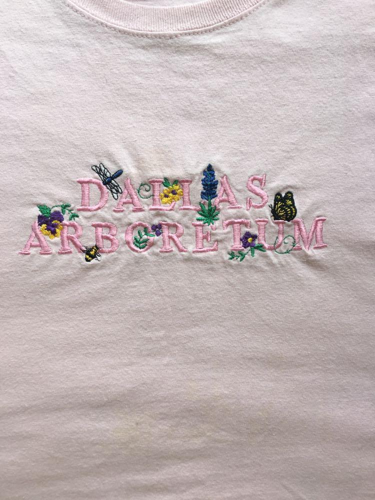 Gildan embroidered tee