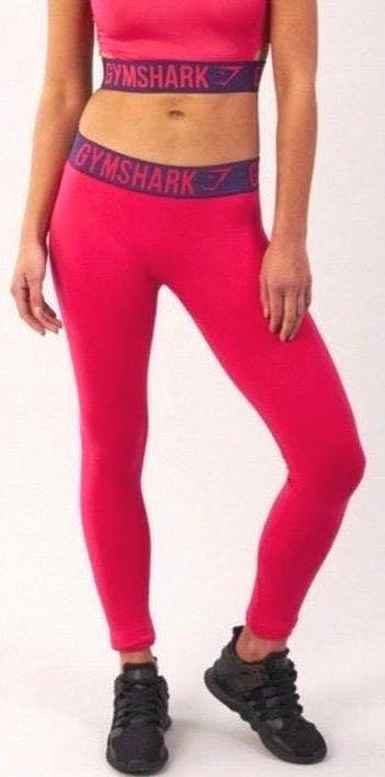 Gymshark Hot Pink  Leggins