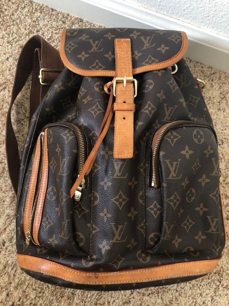 Louis Vuitton Borsphore Backpack