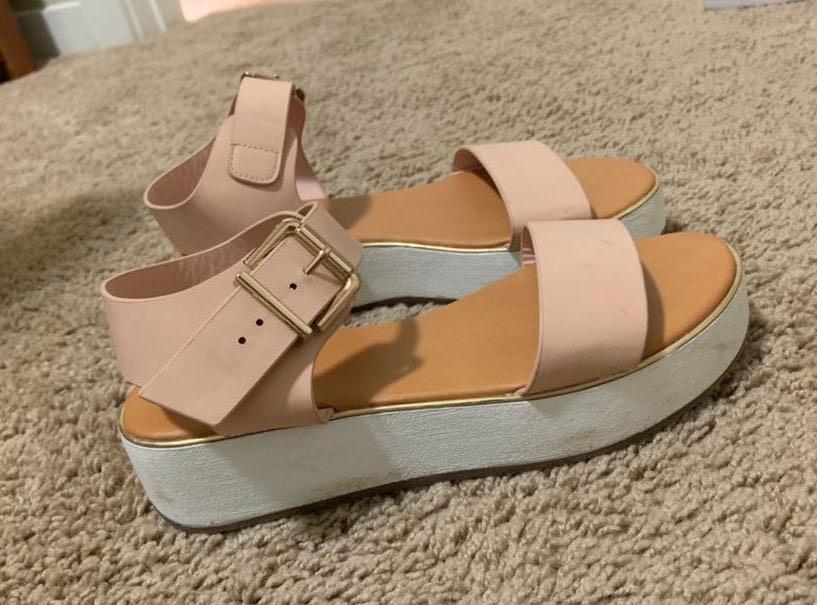 Women's Flatform Shoes
