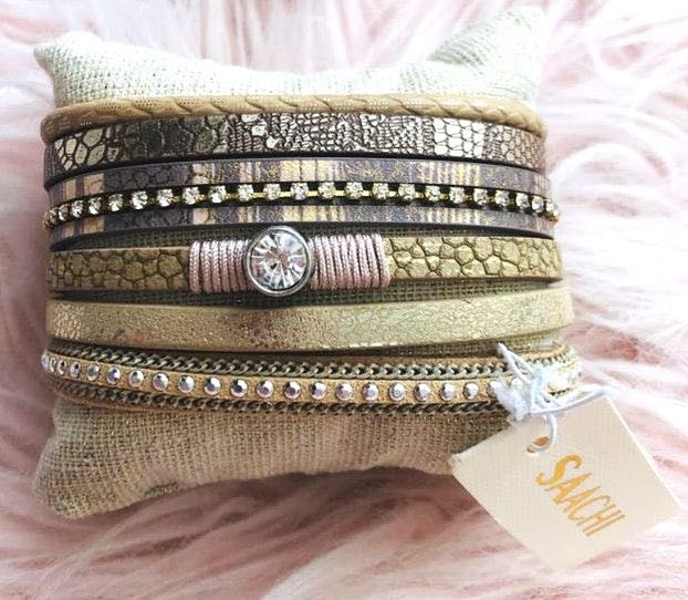 Saachi New With Tags  Bracelet