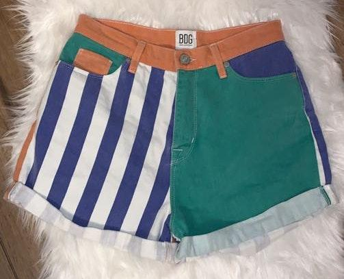 Urban Outfitters Fun High-Waisted Shorts