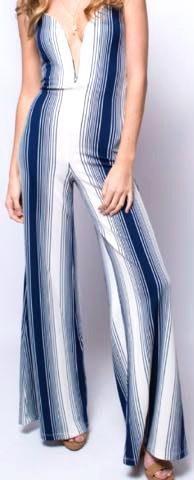 strapless jumpsuit