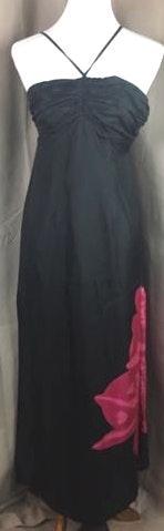 EXPRESS Silk Maxi Dress