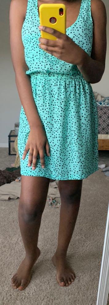 Ross Blue Dress