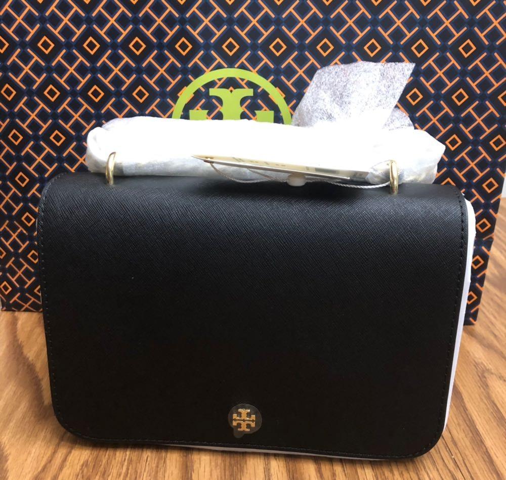 Tory Burch NWT    Emerson Adjustable Shoulder Bag