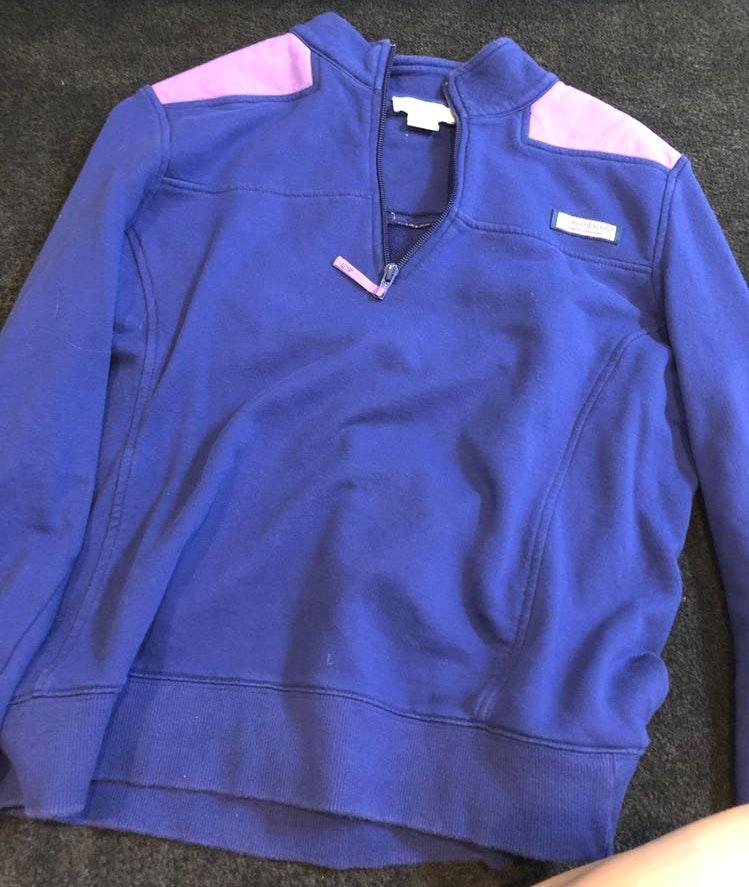 Vineyard Vines Purple Shep Shirt