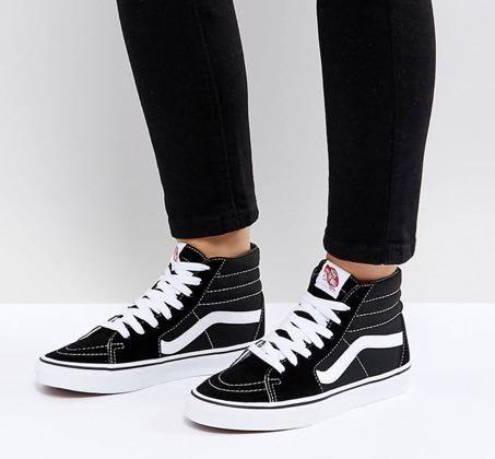 fe8872585392ed We re the buy sell app for cute clothes. Say to being bored of your  clothes. Home Vans Old Skool High Tops