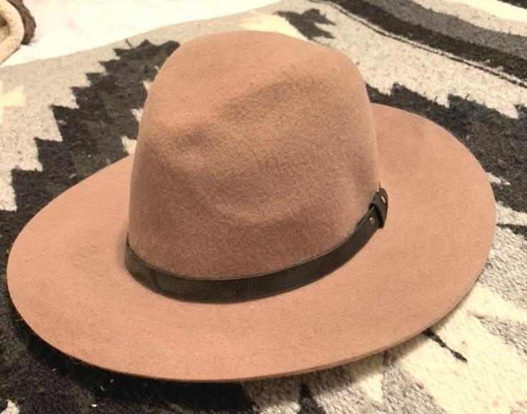 Urban Outfitters Tan Hat