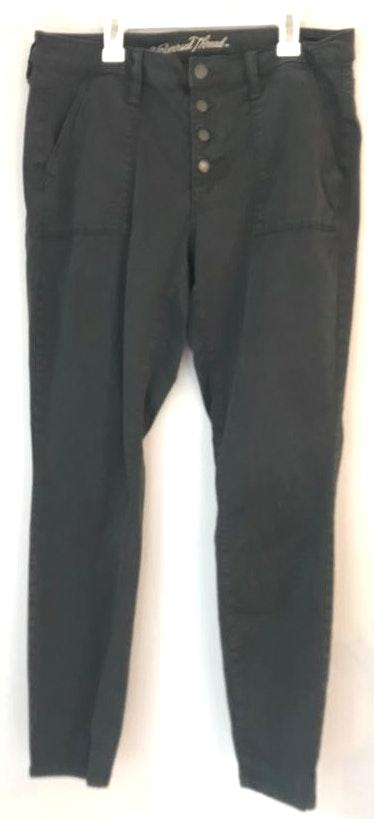 Universal Thread High Waisted Hunter Green Jeans