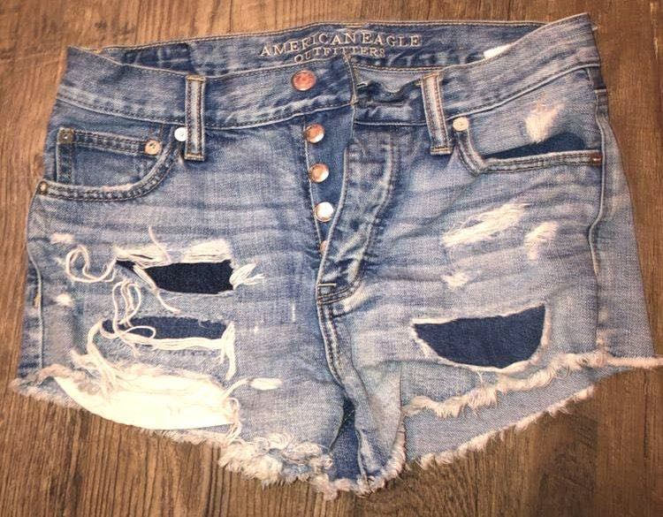 American Eagle Outfitters Jean shorts AEO