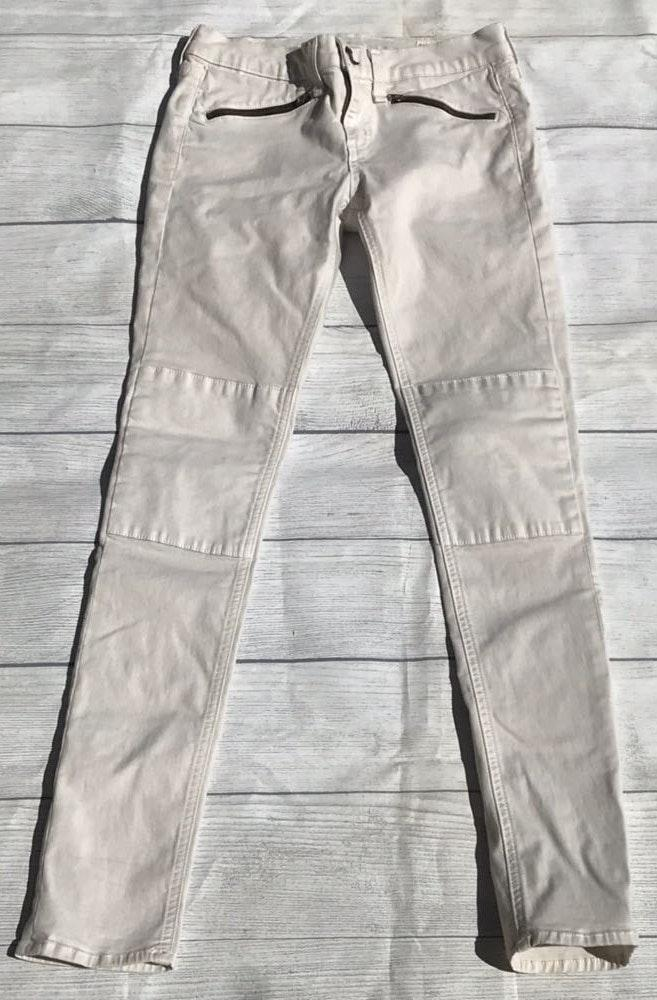 Rag & Bone Ridley Moto Jeans
