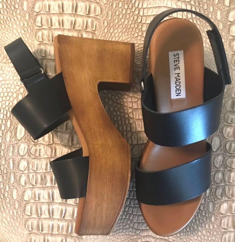Steve Madden | Marena Slingback Platform Sandal