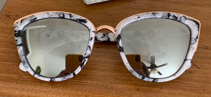 Francesca's marble sunglasses