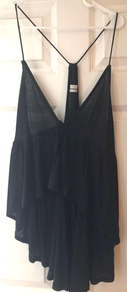 Urban Outfitters Black Tank Top
