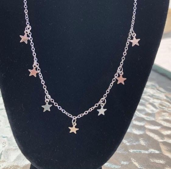Urban Outfitters Star Dainty Choker