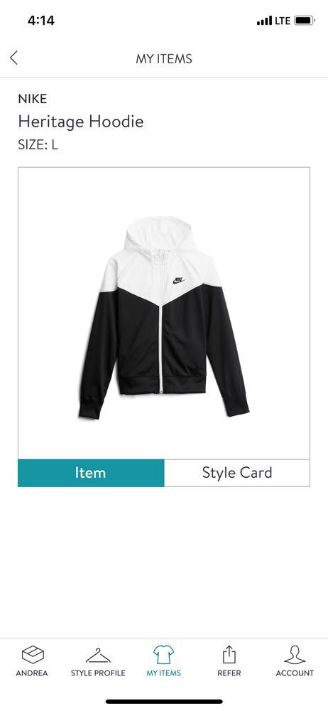 Nike Hooded Zip