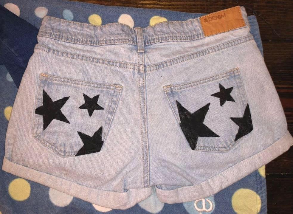 Black Star Shorts