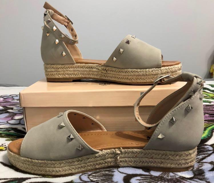ASOS Smokey Grey Sandals