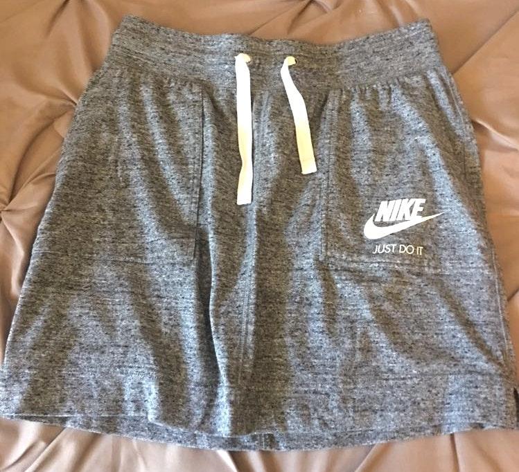 Nike Grey  Skirt