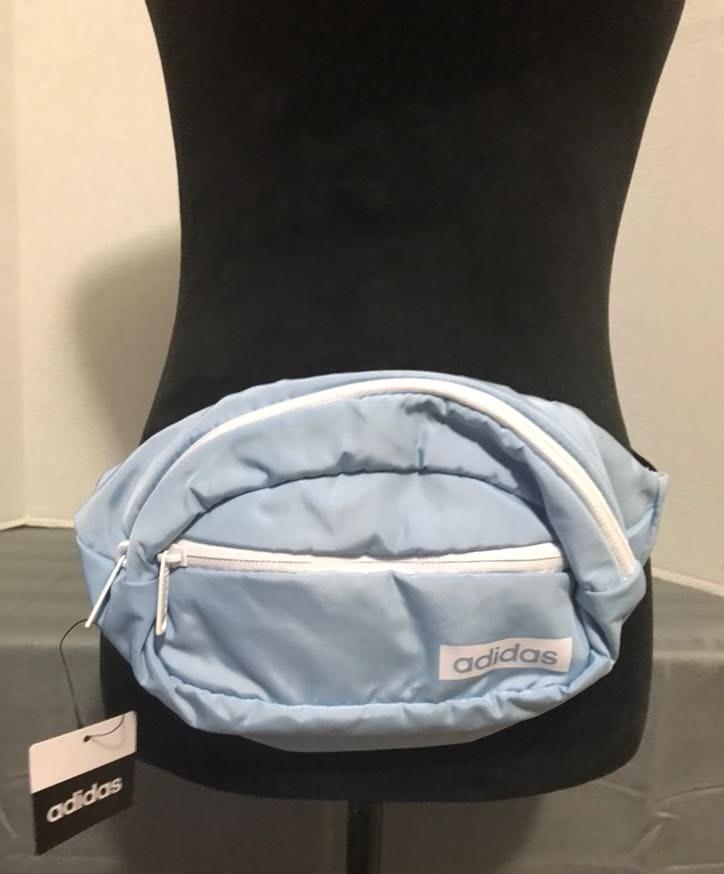 Adidas Brand New  Blue FannyPack