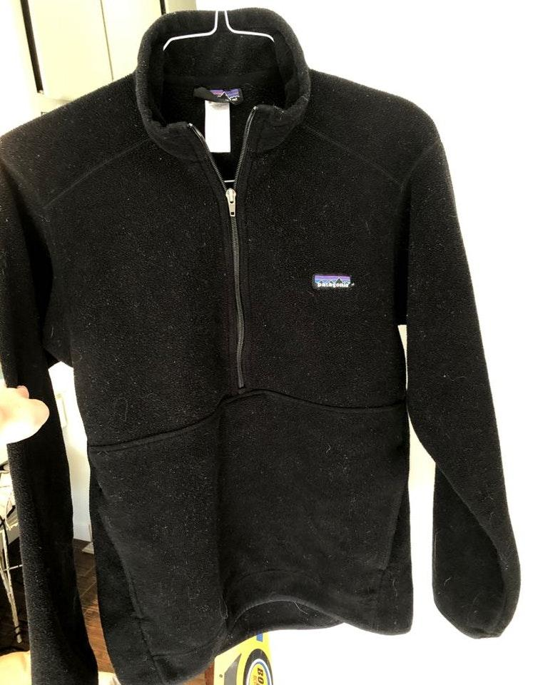 Patagonia Black Fleece  Pullover