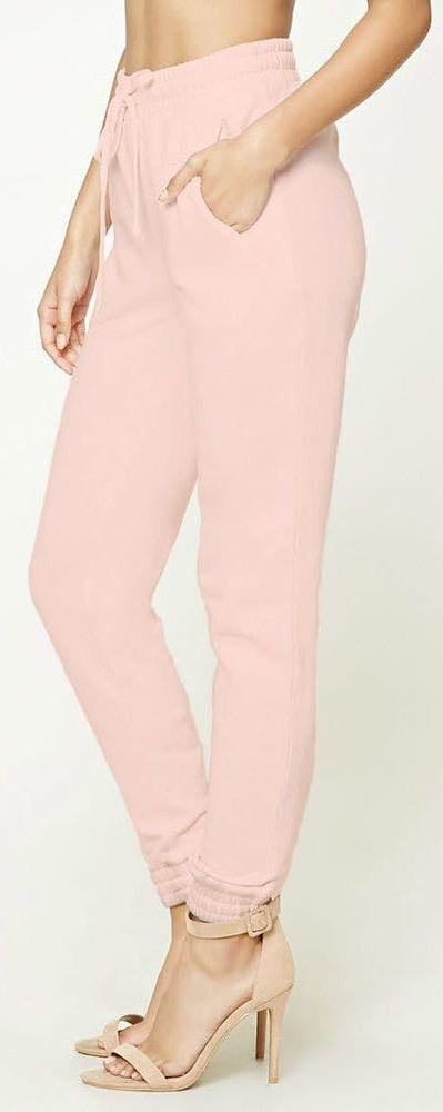 Forever 21 Pink Joggers