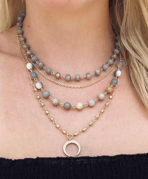 Boutique Layered Necklace