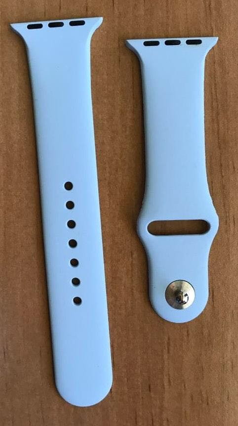 Blue Apple Watch Band