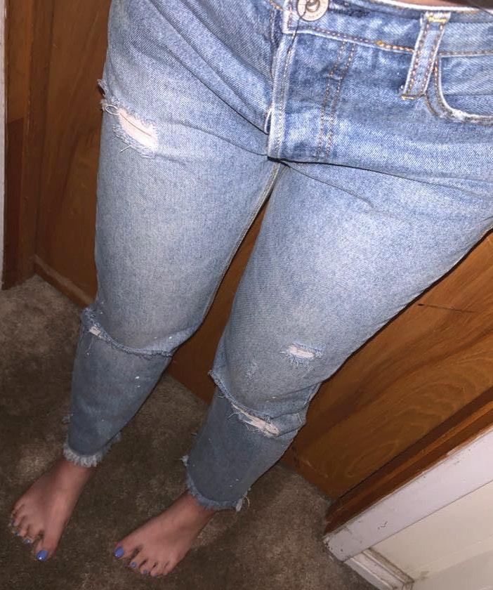 Umgee Mom Jeans