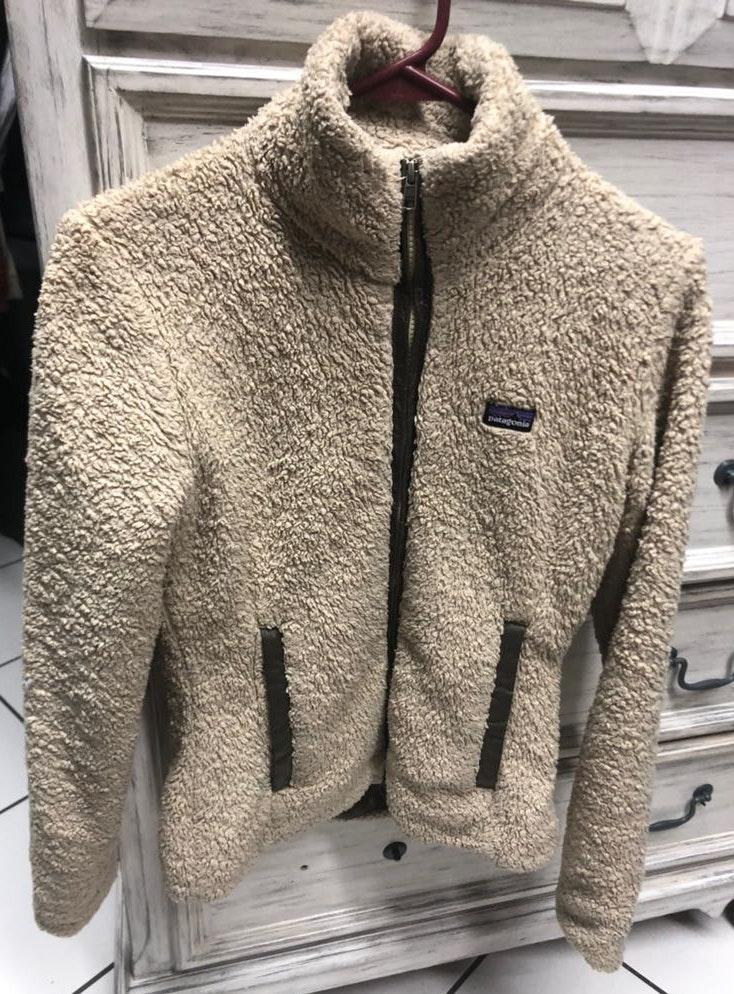 Patagonia jacket creme