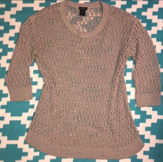 Ann Taylor Knit Lightweight Sweater