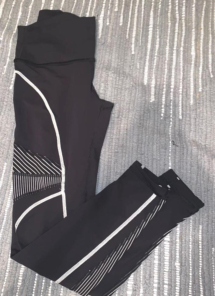 Lululemon wunder under reflective luxtreme