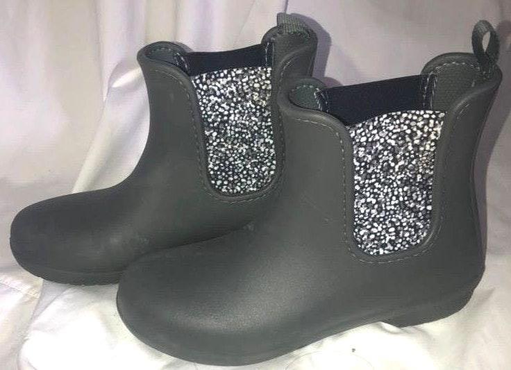 Crocs Ankle Boots Grey
