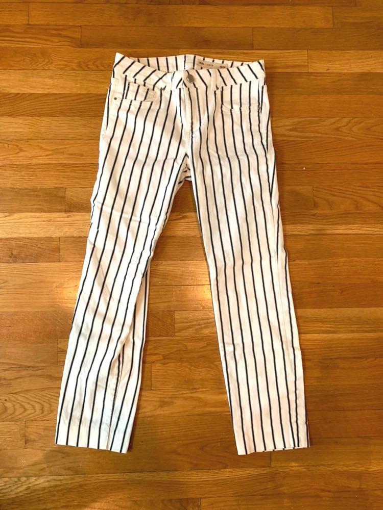 ASOS Stripped  Skinny Jeans