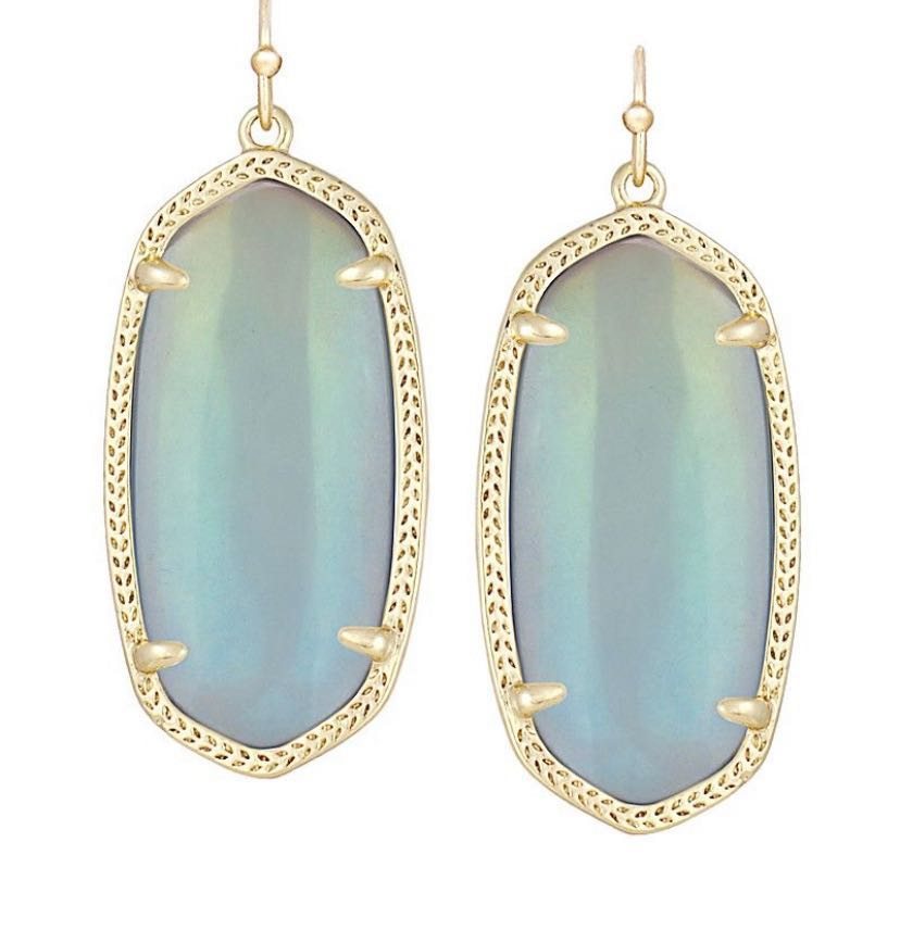 Kendra Scott Irisecent Earrings