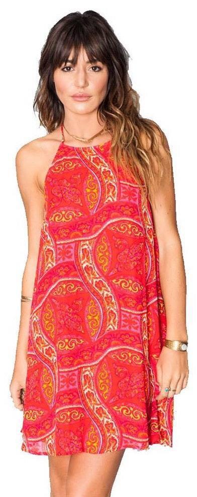 Show Me Your Mumu NWT! Halter Dress