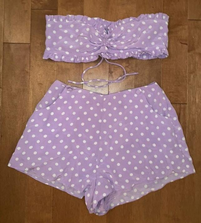 Privacy Please Two Piece Set