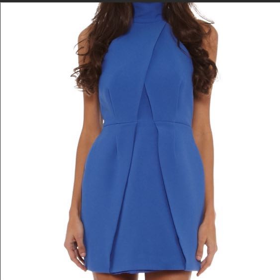 Finders Keepers Blue Finders Dress