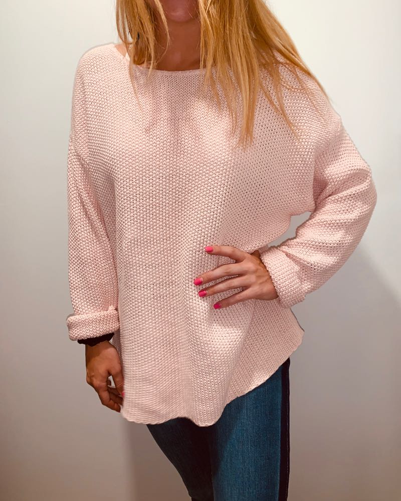 Knit Oversized Sweater