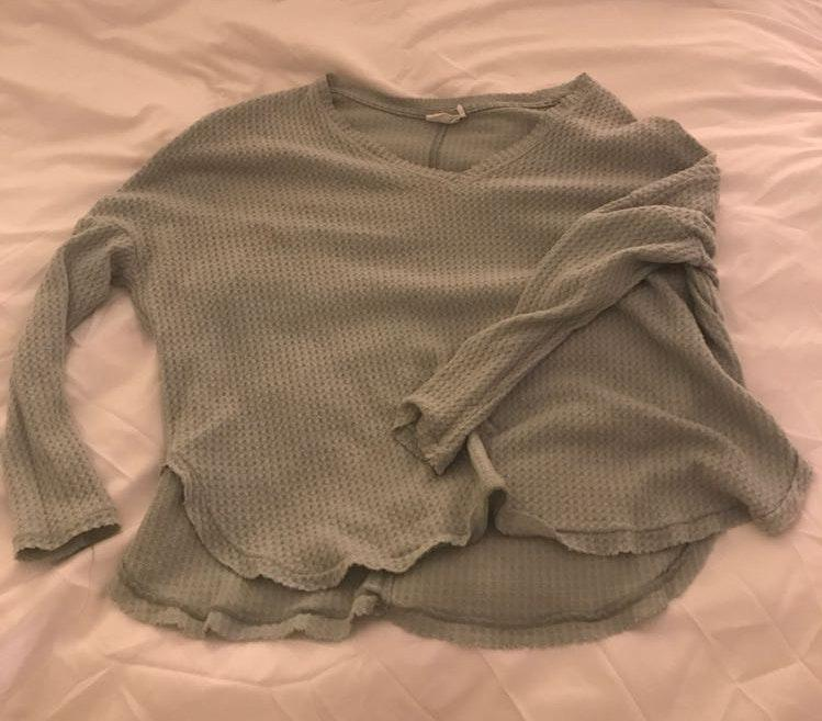 Urban Outfitters Light Mint Green Sweater