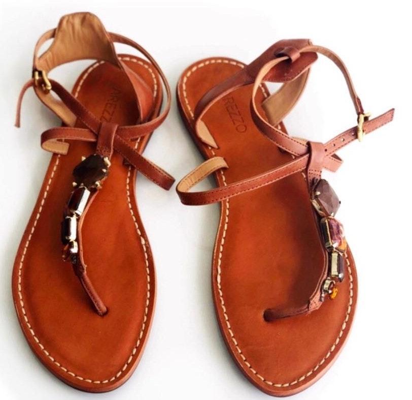 Arezzo Made In Brazil Sandals